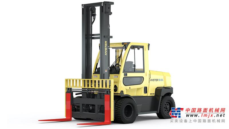 【海外新品】海斯特推出7-9吨一体化锂离子叉车