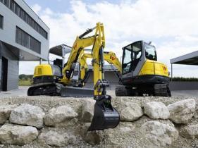 【海外新品】威克诺森在欧洲推出ET42和EZ50小型挖掘机