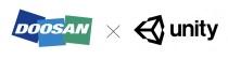 """斗山与游戏引擎开发公司""""Unity""""携手 加快开发智能建设解决方案"""