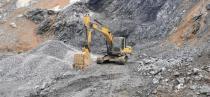 矿山施工的第一选择丨选择徐工挖机,事业蒸蒸日上!