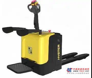 海斯特产品系列-P2.0UTS站驾式电动托盘车