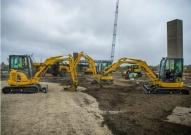 小松矿业美国新总部和制造园区破土动工