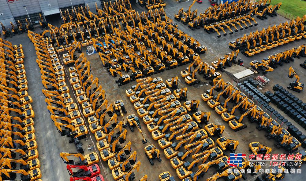 中国日报:挖掘机销量继续呈上升趋势