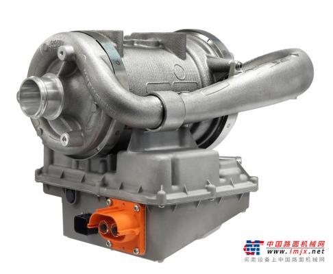 利勃海尔为上汽大通Maxus EUNIQ 7提供空气压缩机