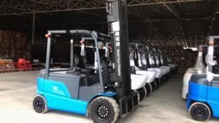 一年内三次下单!比亚迪叉车获马来西亚造纸厂青睐