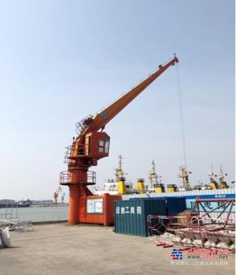 微特配装山东海洋船用吊车力矩仪
