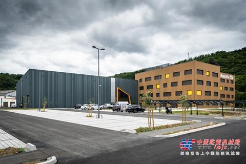 欧历胜公司位于法国的新总部开业