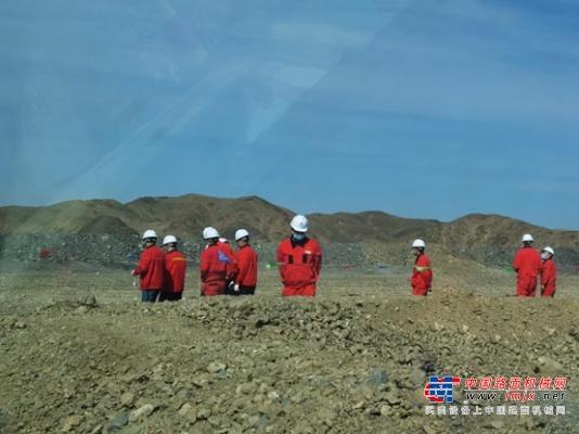"""神华黑山煤矿一级矿山验收,同力重工""""百吨王""""表现出色"""