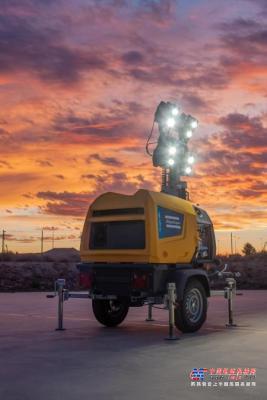 阿特拉斯·科普柯推出新的HiLight H6 +照明塔