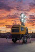 【海外新品】阿特拉斯·科普柯推出新的HiLight H6 +照明塔