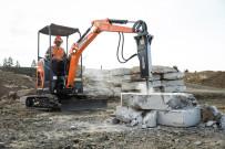 斗山工程机械在欧洲市场推出一系列新的液压破碎锤