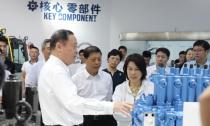 共促新发展格局!格力电器董事长董明珠到山东临工参观考察