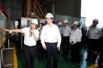 江苏省委常委、苏州市委书记许昆林到中交天和开展调研