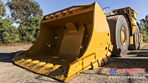 卡特彼勒为地下装载机铲斗开发新的Durilock™护罩系统