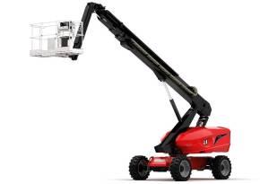 【海外新品】曼尼通推出220 TJ-X和220 TJ + -X臂式高空作业平台