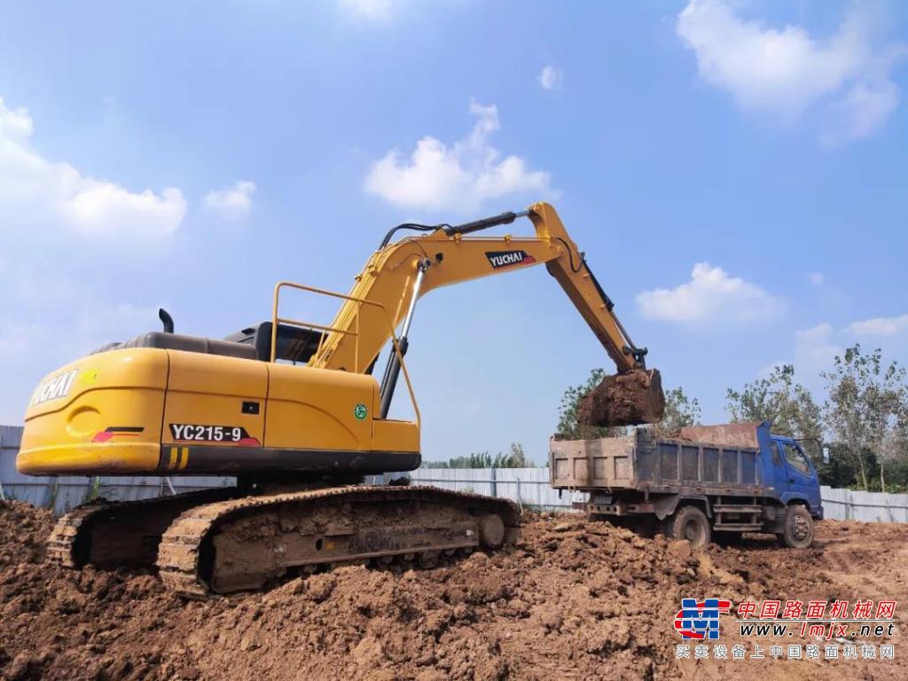 玉柴挖掘机日常工作省油小技巧,省到就是赚到!