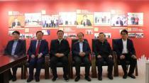 省委常委、省委统战部部长杨岳到徐州市工程机械商会调研