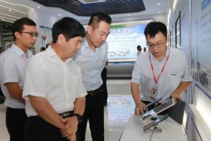 南方路机与沧兴控股有限公司举行战略合作伙伴高层座谈会