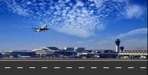 德基机械助力郑州新郑国际机场建设