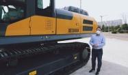 徐工挖機產品秀——380DK