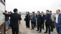 农业农村部信息中心主任王小兵率专家组调研中联智慧农业