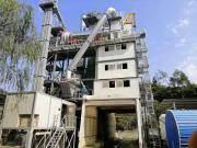 亚龙筑机整体式沥青混合料再生设备落户十堰裕达路业有限公司