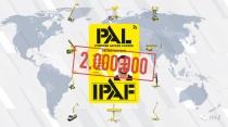 IPAF在全球已经发行超过200万张 PAL 卡
