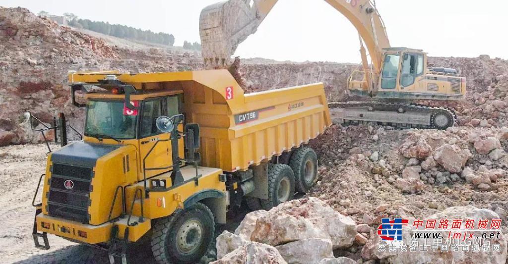 新动力 智能化 施工解决方案│临工重机新动力 智能化矿用车即将亮相bauma CHINA 2020