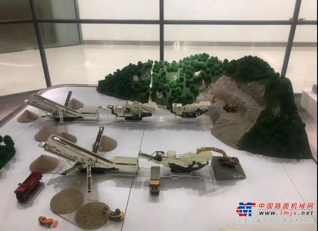 bauma CHINA 2020 南方路机展品之移动破碎筛分设备(三)