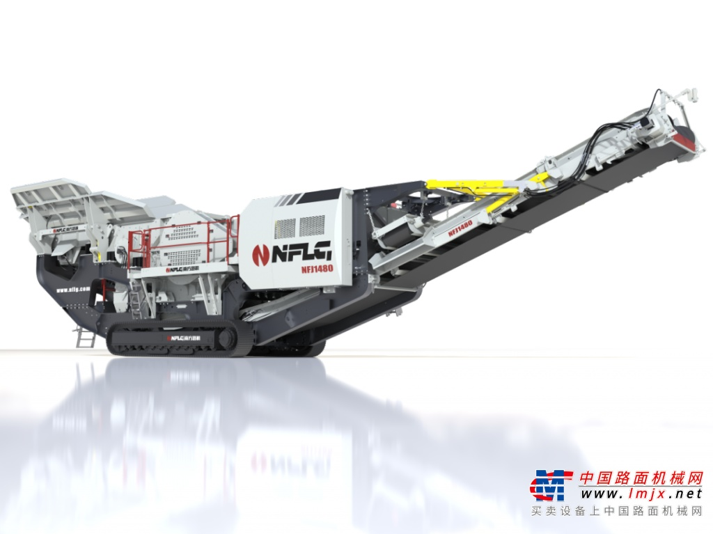 bauma CHINA 2020 南方路机展品之移动破碎筛分设备(二)