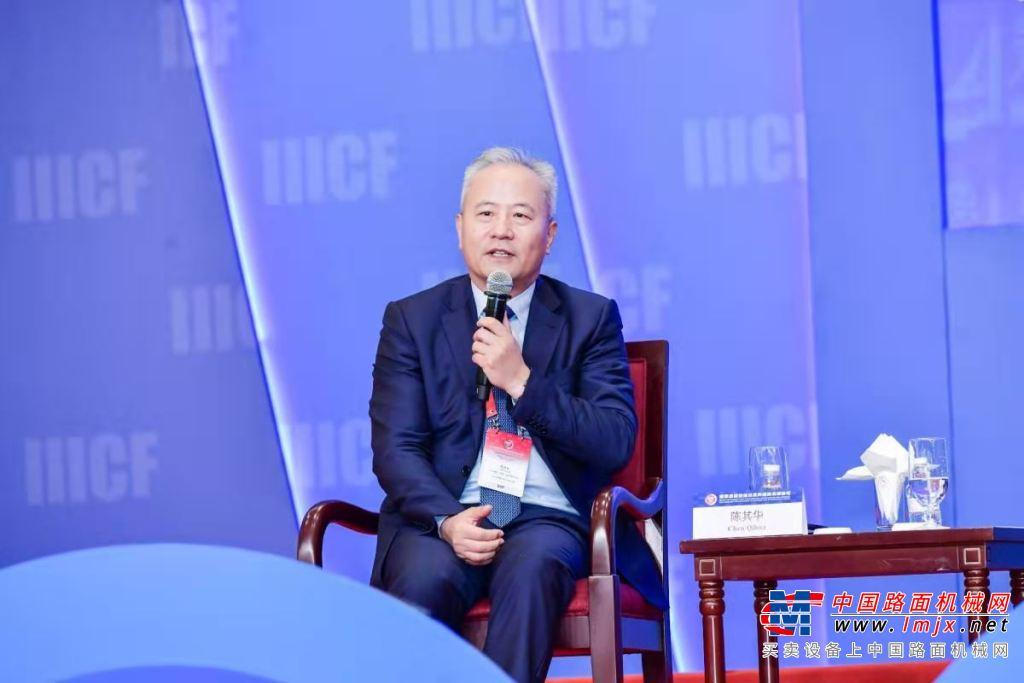 工程机械企业深度参与第11届国际基础设施投资与建设高峰论坛,促进全球基础设施发展