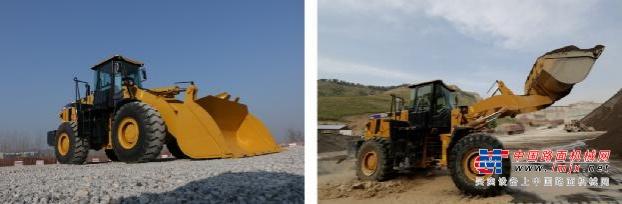 山工机械SEM656D装载机和SEM818D 湿地型推土机荣获CMIIC 2020明星产品奖