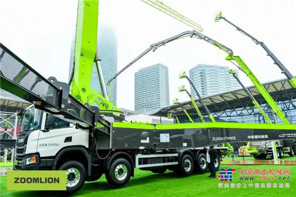 中联重科高荣芝:坚持科技创新 推动混凝土行业实现可持续发展