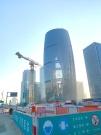 中天智能塔机助力北上广深超一线城市轨道交通建设