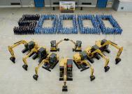 里程碑!卡特彼勒吴江工厂第50,000台Cat®(卡特)设备发运