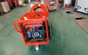 宜迅小型热再生沥青修补车机器360℃视频