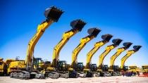 2020年1-12月共销售挖掘机327605台,同比增长39%