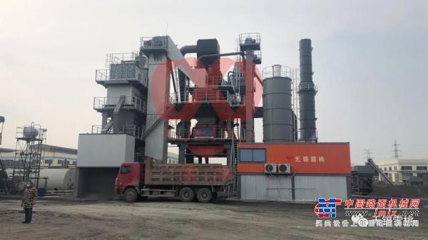无锡雪桃:盐城金科设备顺利投产
