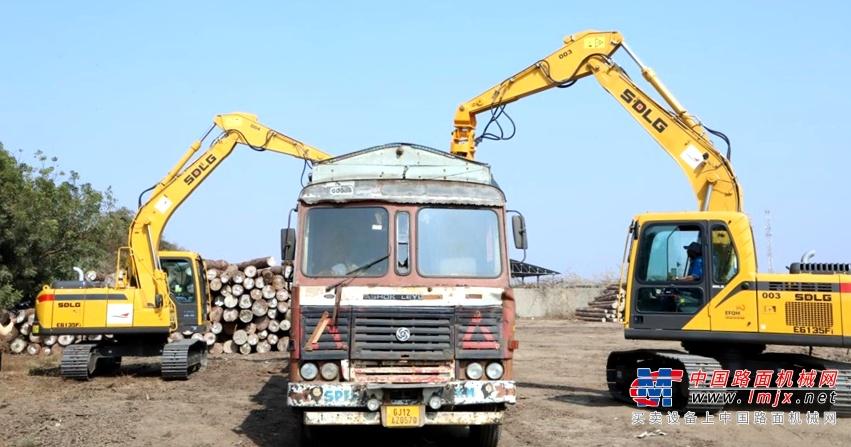 新篇章!临工挖机强势入驻印度市场开启新序幕