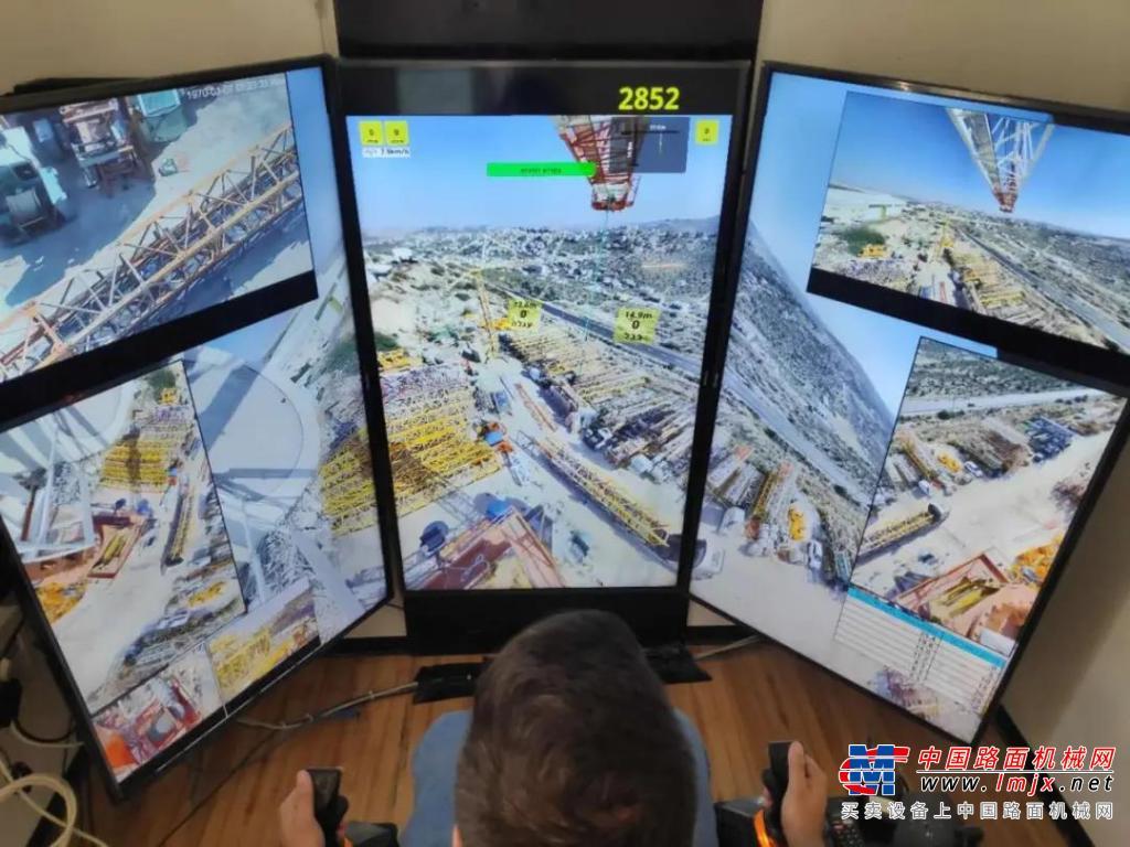 视晶无线:360°全景显示+远程操控,黑科技让您的工程机械更智能!