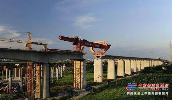 提速广深港高铁,徐工旋挖钻群机虎门之战