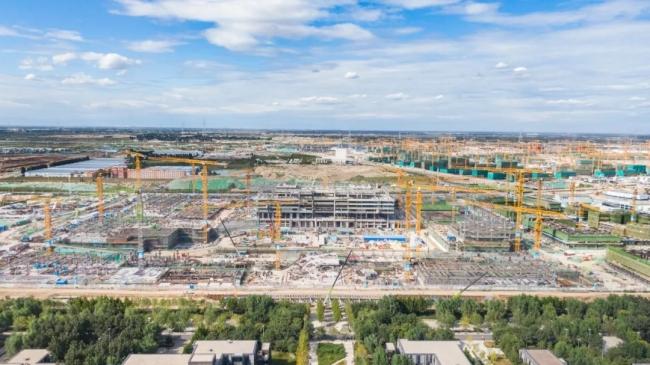 雄安新区今年将启动100余个重点工程项目