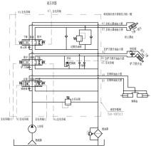 一種換向閥在液壓系統中的擴展應用