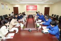 安徽叉车集团举行合力新网站集群上线仪式