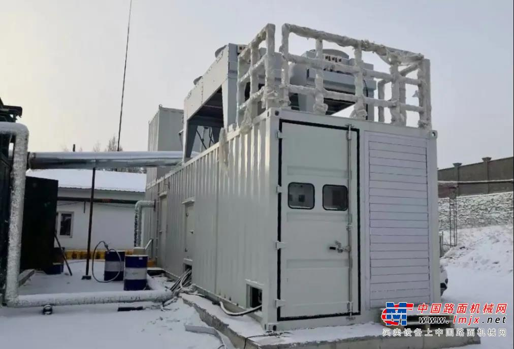 卡特彼勒:无畏严寒!MWM燃气发电机组助力牡丹江垃圾填埋气发电项目