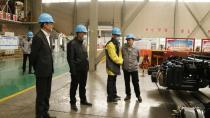 汉马科技集团与盛丰物流集团签订战略合作框架协议