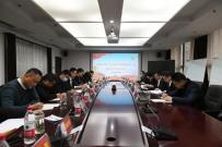 铁建重工总部机关第一党支部召开2020年度组织生活会暨民主评议党员大会