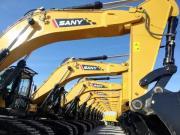 2021年2月销售挖掘机28305台,同比增长205%