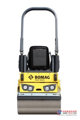 宝马格小吨位压实利器——宝马格新品BW90SL-5双钢轮压路机