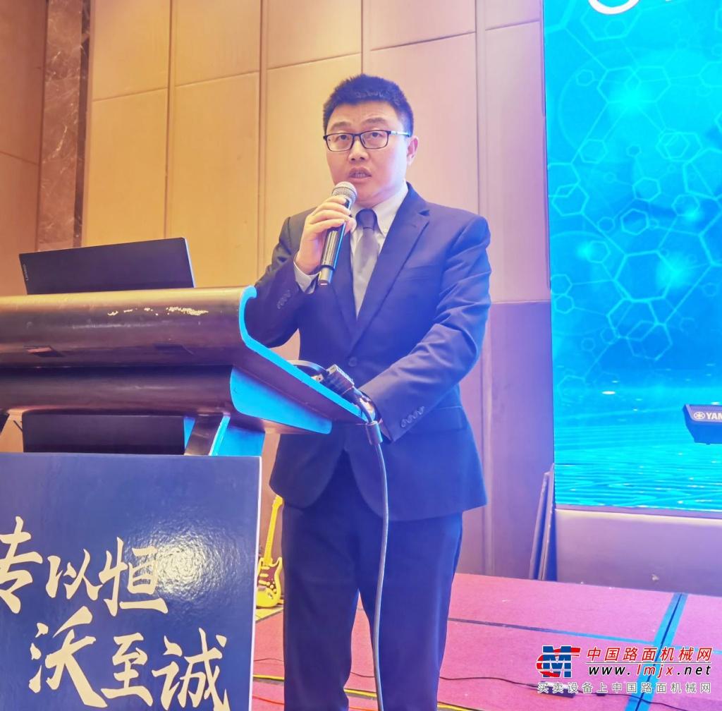 赢战2021  沃尔沃新款摊铺机上市吹响徐州道路机械市场号角